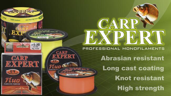 Carp expert line